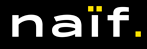 Logotipo Naïf Comunicación